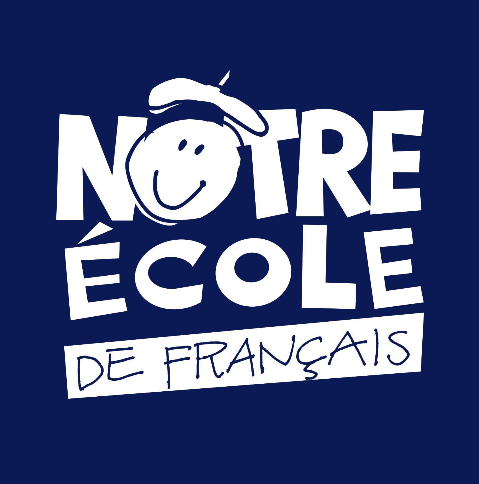 Logo Notre ecole de francais